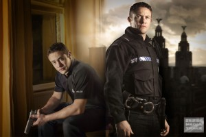 Уоррен Браун в новом сериале BBC One Good Cop